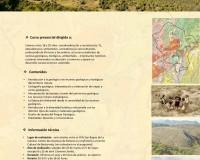 Curso de Geo-Monitor en el Parque Geológico de la Sierra Norte