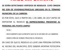 """Bando Municipal """"Desbroce de Solares y Parcelas en Época Estival"""""""