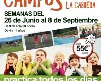 Inscripciones abiertas para el Campus Multideporte de Verano