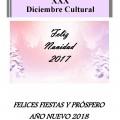 Programa XXX Diciembre Cultural - La Cabrera 2017