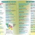 Programa de Fiestas San Antonio 2018