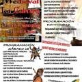 FERIA MEDIEVAL EN LA CABRERA 17, 18 Y 19 AGOSTO