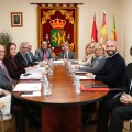 Celebración del Consejo de Gobierno de la Comunidad de Madrid en nuestro municipio.