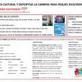 Oferta Cultural y Deportiva Municipal para Niños - 2019-2020