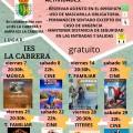 Programación Agosto Cultural La Cabrera 2020