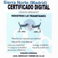 Tramitación Certificado Digital