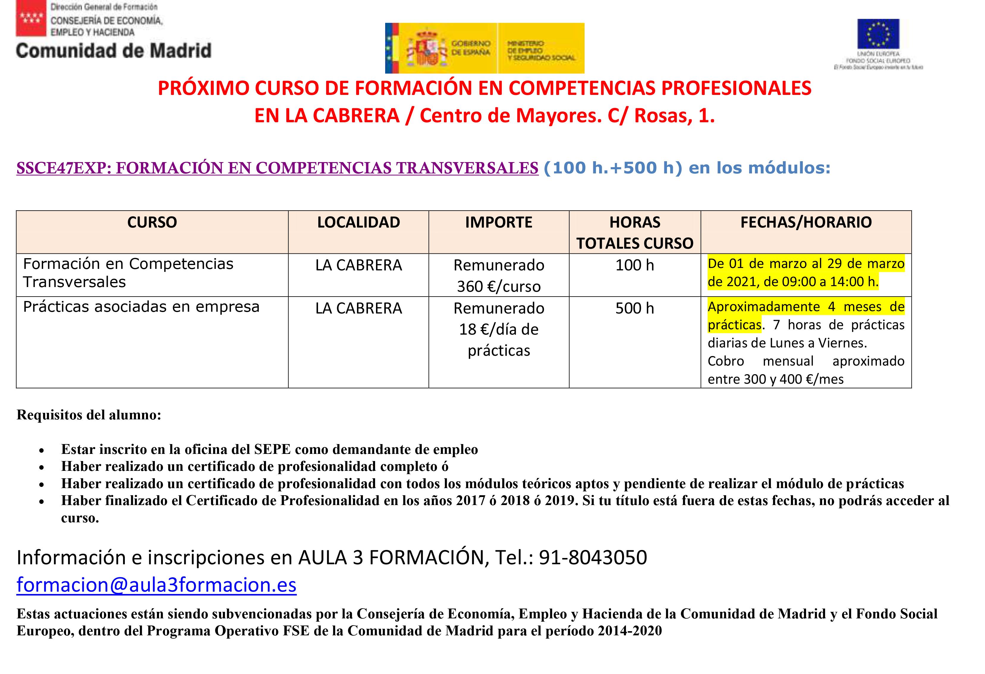 CursodeFormaciónenCompetencias_La-Cabrera