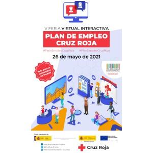 V Feria Virtual Interactiva Plan de Empleo Cruz Roja