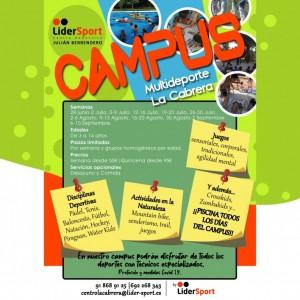 Comienza el Campus Multideporte
