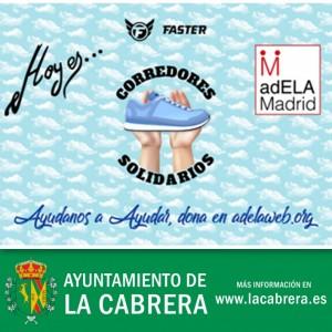 Corredores Solidarios en La Cabrera