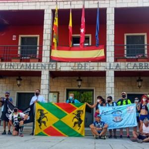 Los Corredores Solidarios conquistan La Cabrera