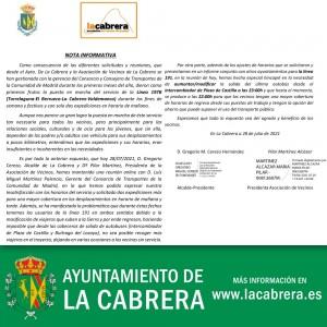 Reunión CONSORCIO DE TRANSPORTES